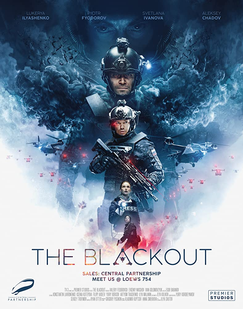The Blackout will be streamed in China