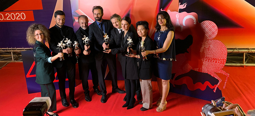 The 42nd edition of Moscow International Film Festival