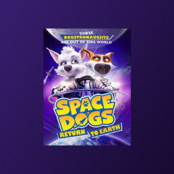 Space Dogs released in the UK