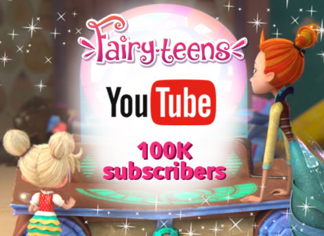 Fairy Teens Youtube channel
