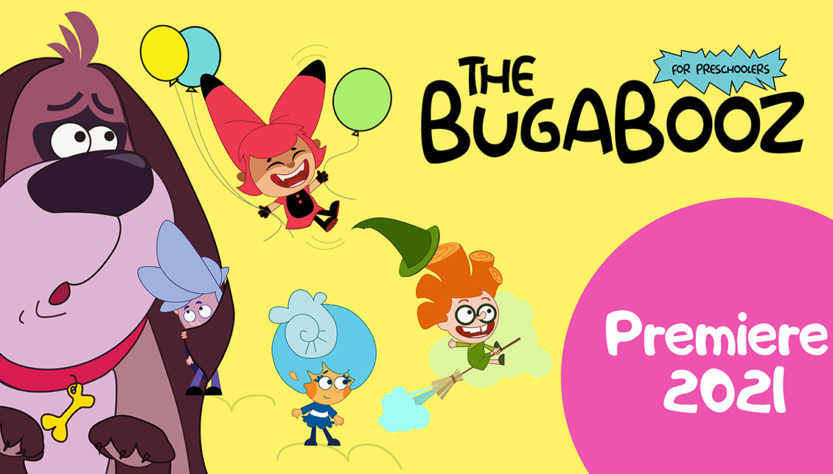 Bugabooz premiered in 2021